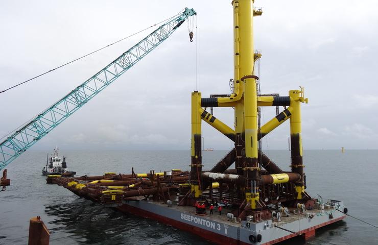 HelWin Alpha Offshore Wind Farm